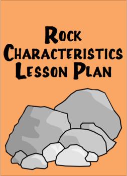 Rock Lesson Plan