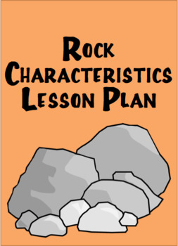Rock Lesson Plan