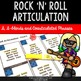 Rock 'N' Roll Artic - NEW! S and S blends AND Coarticulated Phrases
