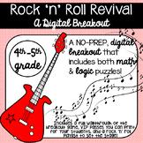 Rock 'N' Roll Digital Breakout (Logic & Math)