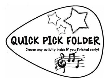 Rockstar Fast Finisher (Quick Picks)