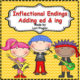 Inflectional Endings- Rock On!