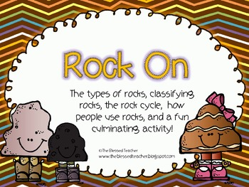 Rock On!  Learning about Rocks and Minerals