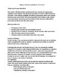 Rock, Paper, Economic Systems