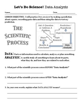 Rock, Paper, Science! The Fun Way to Learn about Data Analysis