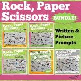 Rock Paper Scissors Articulation Game BUNDLE