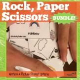 Fun Articulation Games: Rock Paper Scissors BUNDLE