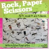 Fun R and R blend Games: Rock Paper Scissors