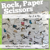Fun Games for S, Z and TH Articulation: Rock Paper Scissor
