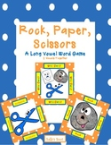 Rock Paper Scissors - A Long Vowel Word Game