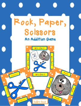 Rock, Paper, Scissors  An Addition Game