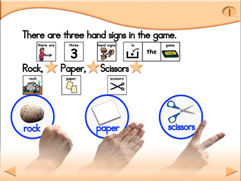 Rock Paper Scissors - Animated Step-by-Step Game - PCS