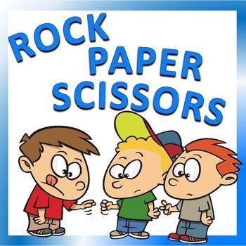 Classroom Management: Rock-Paper-Scissors Game