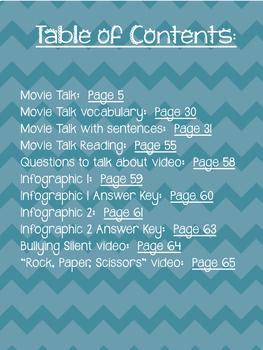 Rock, Paper, Scissors Movie Talk