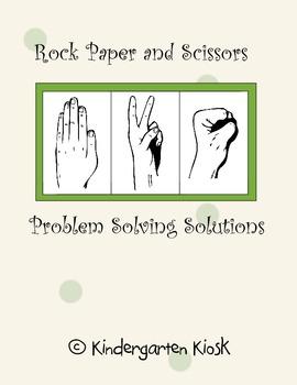 Rock, Paper, Scissors: Problem Solving Solutions