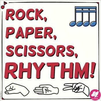 Rock, Paper, Scissors, RHYTHM! 16th Notes