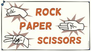 Rock, Paper, Scissors, SING! Do-Re-Mi