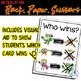 Rock, Paper, Scissors for Articulation - MEGASET Bundle