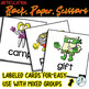 Rock, Paper, Scissors for Articulation - Set I: K, G, F, V