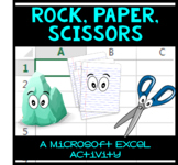 Rock, Paper, Scissors in Microsoft Excel