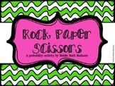 Rock, Paper, Scissors- probability activity