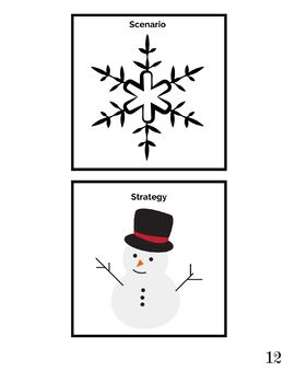 Rock, Paper, Solution: Winter Themed Conflict Resolution for Grades 2-8