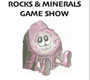 Readers Theater: Rocks and Minerals Game Show–3 Scripts + 2 Optional Commercials