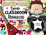 Rock Star Theme Decor Pack