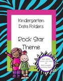 Rock & Roll theme Data Folder (Kindergarten standards)