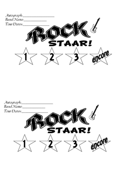 Rock STAAR Review