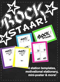 Rock STAAR Review