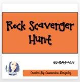 Rock Scavenger Hunt