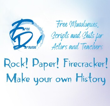 Rock! Scissors! Firecracker! Make Your Own History