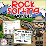 Rock Sorting Activities BUNDLE