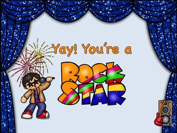 Rock Star - A Game for Practicing Treble Clef Notation