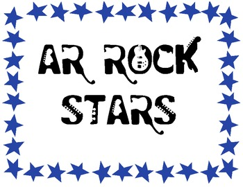 Rock Star AR Chart