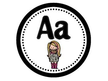 Rock Star Alphabet