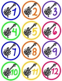 Rock Star Class Numbers