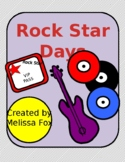Rock Star Days Classroom Transformation Kit