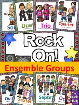 Rock Star Ensembles Solo, Duet, Trio, etc… Bulletin Board