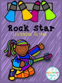 Rock Star Listening Glyphs