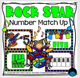 Rock Star Number Match Up