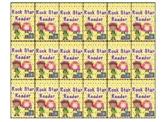 Rock Star Reader Reward Tags