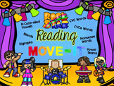 Rock Star Reading MOVE IT!