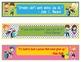 Rock Star Rockstar Growth Mindset Bookmarks/ Shelf Markers/ Name Plates-EDITABLE