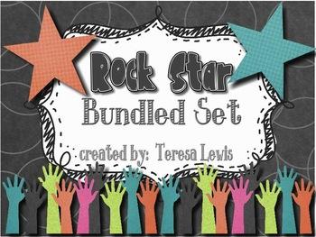Rock Star Theme Bundle
