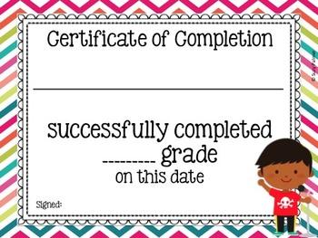 Rock Star Theme Classroom Decor: Certificates & Awards