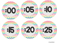 Rock Star Theme Classroom Decor: Clock Labels