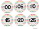 Rock Star Theme Classroom Decor: Clock Labels
