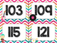 Rock Star Theme Classroom Decor: Numbers 101-200